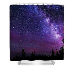 Gaze Shower Curtain