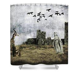 Gazella Shower Curtain