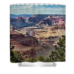 Gc 30 Shower Curtain by Chuck Kuhn