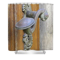 Gdansk 01 Shower Curtain
