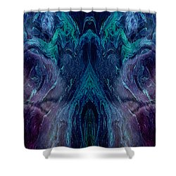 Geminate Shower Curtain