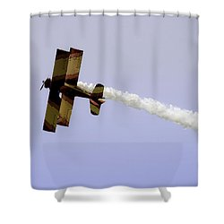 Gene Cousey Shower Curtain