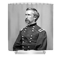 General Joshua Lawrence Chamberlain Shower Curtain by War Is Hell Store