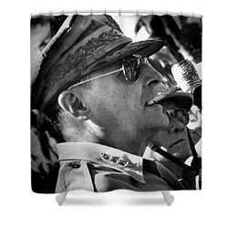 General Macarthur Shower Curtain by War Is Hell Store