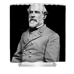 General Robert E Lee - Csa Shower Curtain
