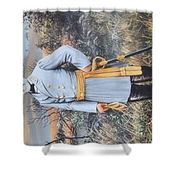 General Robert E. Lee Shower Curtain