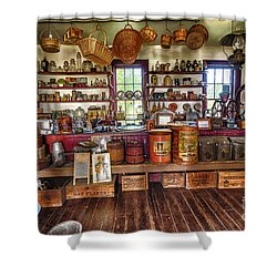 General Store Alive Shower Curtain