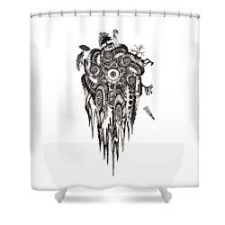 Generation Shower Curtain