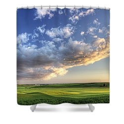 Genesee Country Shower Curtain
