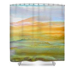 Gentle Ambiance Shower Curtain