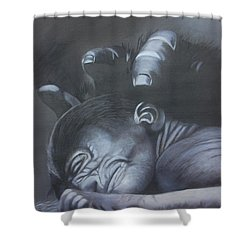 Gentle Caress Shower Curtain