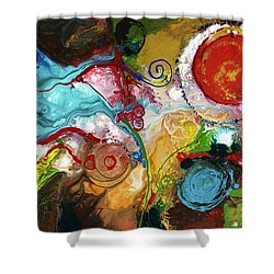 Gentle Persuasion Shower Curtain