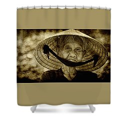Gentle Soul Shower Curtain