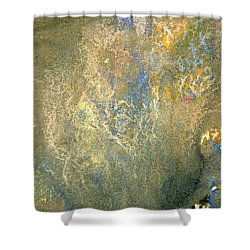 Geology Beginnings Shower Curtain