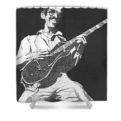George Johnson Shower Curtain