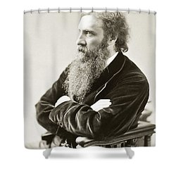 George Macdonald Shower Curtain by Granger