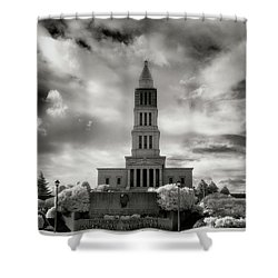 George Washinton Masonic Memorial Shower Curtain
