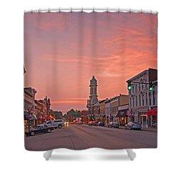 Georgetown Kentucky Shower Curtain