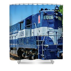 Georgia 1026 Shower Curtain