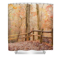 Georgia Fall Shower Curtain