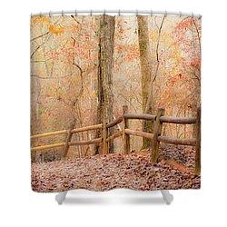 Georgia Fall Shower Curtain