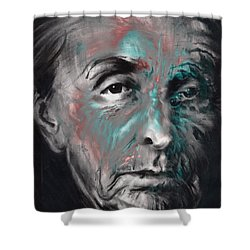 Georgia-o'keeffe Shower Curtain