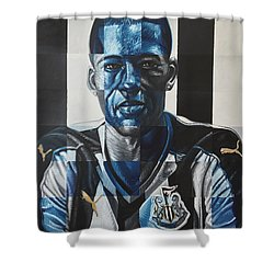 Georginio Wijnaldum Shower Curtain
