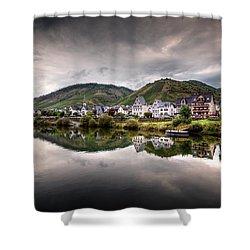 German Village Shower Curtain