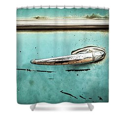 Get A Handle On It Shower Curtain