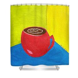 Get Around It Shower Curtain