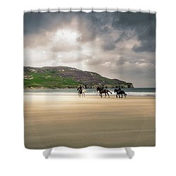Get Home Quick Shower Curtain