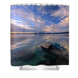 Get Into Nature Shower Curtain