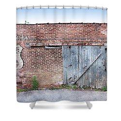 Shower Curtain featuring the digital art Get Your Kicks by Sandy MacGowan