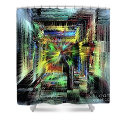 Getting The Shaft Shower Curtain