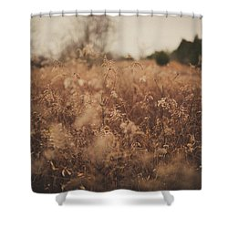 Shower Curtain featuring the photograph Ghost by Shane Holsclaw