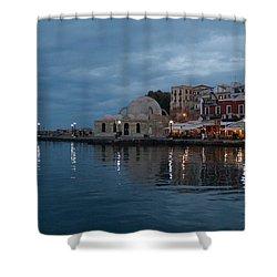 Giali Tzamissi  Shower Curtain by Jouko Lehto