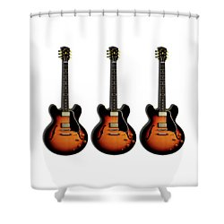 Gibson Es 335 1959 Shower Curtain