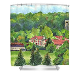 Giet Shower Curtain
