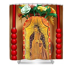 Shower Curtain featuring the photograph Gift Of Thanks by M Diane Bonaparte