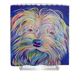 Giggy Shower Curtain