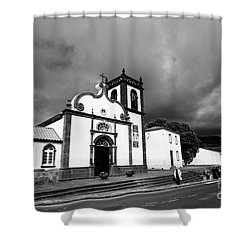 Ginetes - Azores Islands Shower Curtain by Gaspar Avila