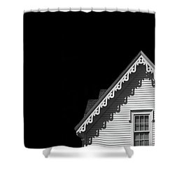 Shower Curtain featuring the photograph Gingerbread by Brooke T Ryan