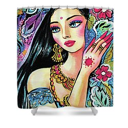 Gita Shower Curtain