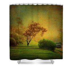 Gittings Avenue Shower Curtain