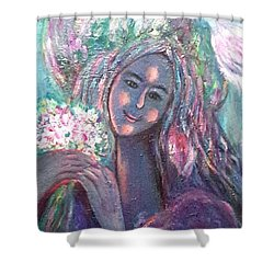 Given True Love Shower Curtain