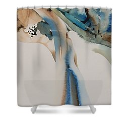 Giverny Shower Curtain by Donna Acheson-Juillet