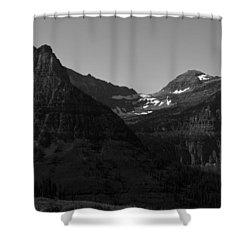 Glacier National Park 2 Shower Curtain