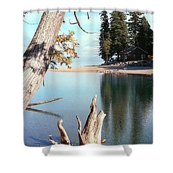 Glacier National Park 4 Shower Curtain