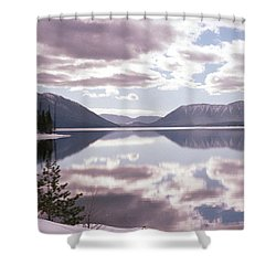 Glacier National Park 6 Shower Curtain
