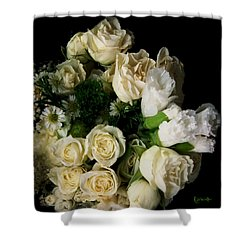 Shower Curtain featuring the photograph Glamour by RC DeWinter